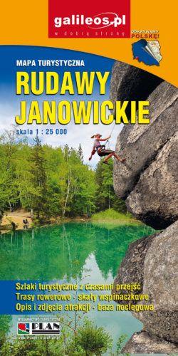 Front okładki Rudawy Janowickie