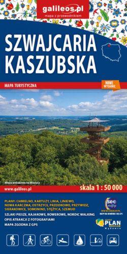 Front okładki Szwajcaria Kaszubska