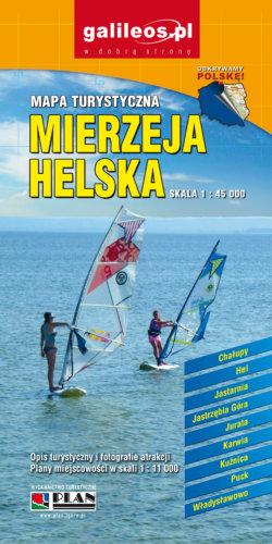 Front okładki Mierzeja Helska