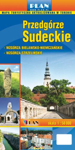 Front okładki Przedgórze Sudeckie