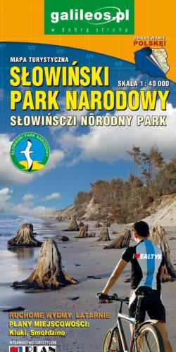 Front okładki Słowiński Park Narodowy