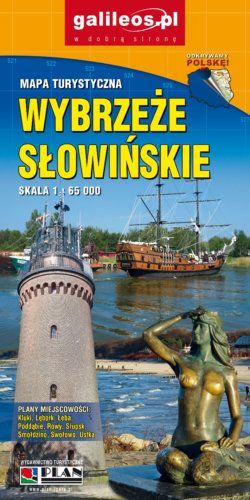 Front okładki Wybrzeże Słowińskie