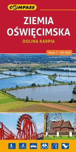 Front okładki Ziemia Oświęcimska. Dolina Karpia