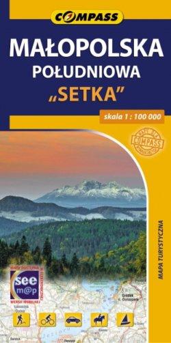 """Front okładki Małopolska Południowa """"SETKA"""""""