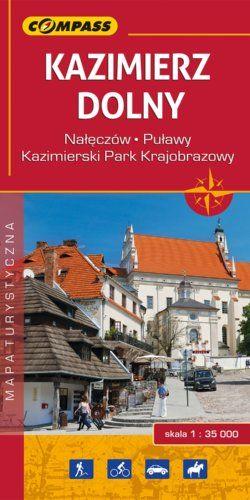 Front okładki Kazimierz Dolny