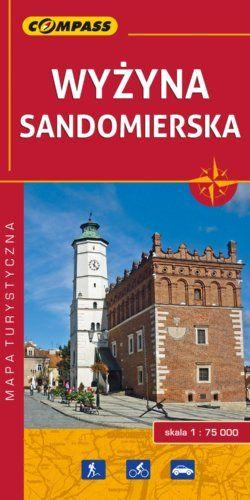 Front okładki Wyżyna Sandomierska