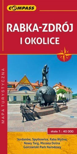 Front okładki Rabka-Zdrój i okolice