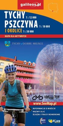 Front okładki Tychy, Pszczyna i okolice dla aktywnych 2018