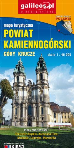 Front okładki Powiat Kamiennogórski