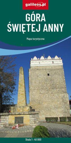 Front okładki Góra Świętej Anny