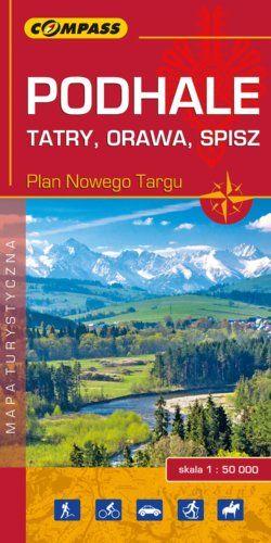 Front okładki Podhale – Tatry, Orawa, Spisz