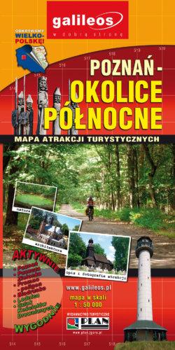 Front okładki Poznań – okolice północne
