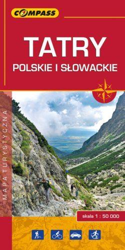 Front okładki Tatry polskie i słowackie