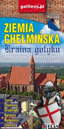 Front okładki Ziemia Chełmińska