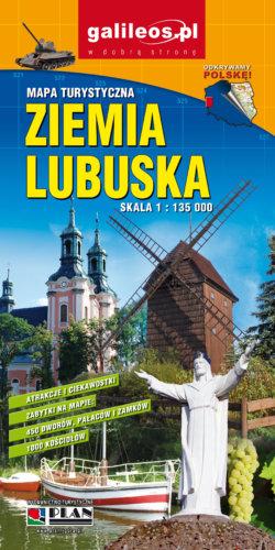 Front okładki Ziemia Lubuska