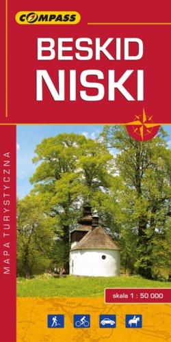 Front okładki Beskid Niski