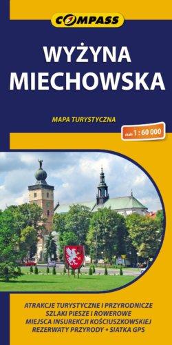 Front okładki Wyżyna Miechowska