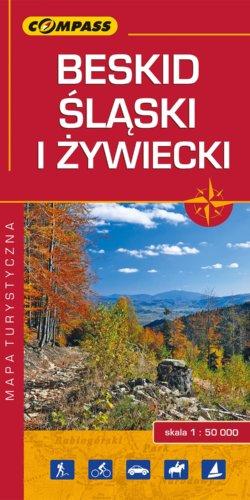 Front okładki Beskid Śląski i Żywiecki