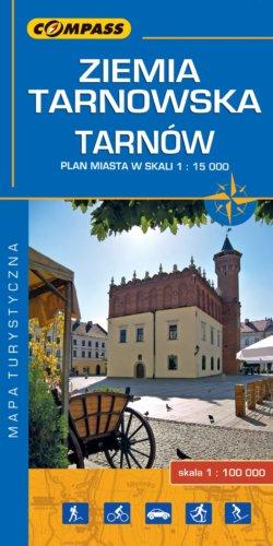 Front okładki Ziemia Tarnowska. Tarnów