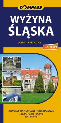 Front okładki Wyżyna Śląska
