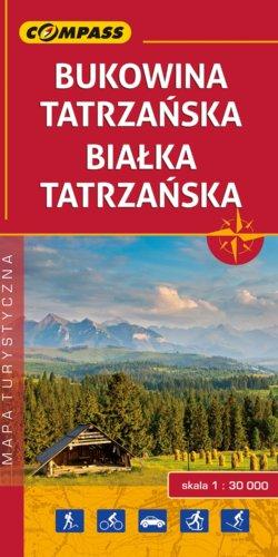 Front okładki Bukowina Tatrzańska, BIałka Tatrzańska