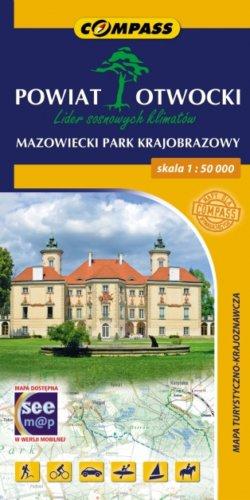 Front okładki Powiat Otwocki