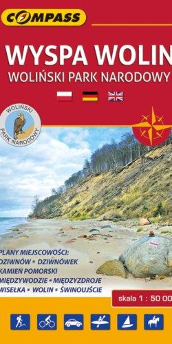 Front okładki Wyspa Wolin, Woliński Park Narodowy