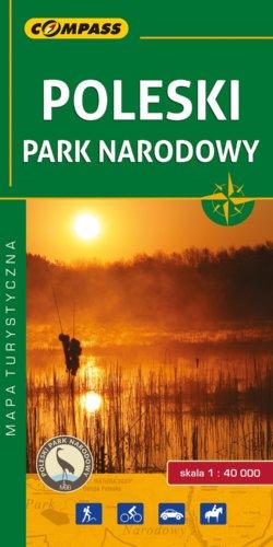 Poleski Park Narodowy - widok mapy papierowej