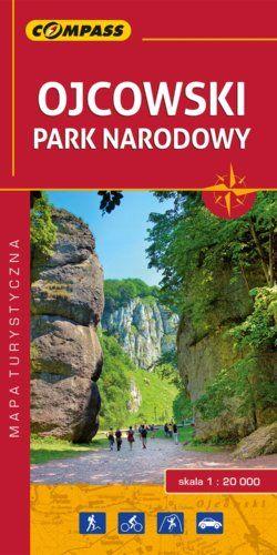 Front okładki Ojcowski Park Narodowy