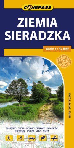 Front okładki Ziemia Sieradzka