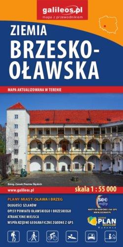 Front okładki Ziemia brzesko-oławska