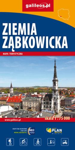 Front okładki Ziemia Ząbkowicka