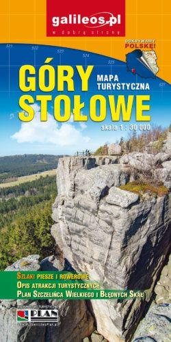 Front okładki Góry Stołowe